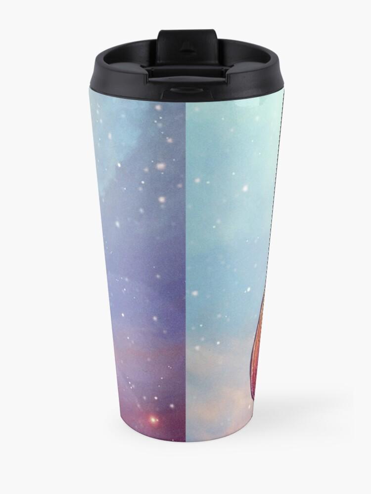 Alternate view of Space Fox Travel Mug