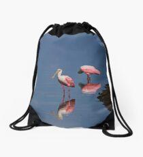 Just Give Me a Reason Drawstring Bag