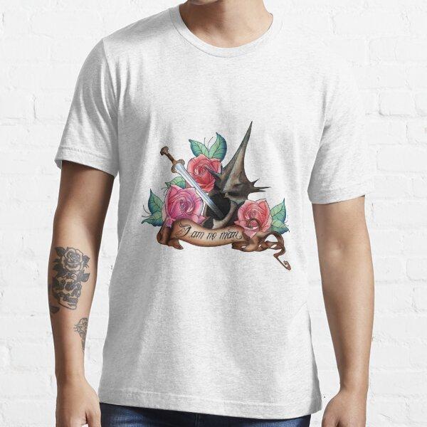 I am no Man Essential T-Shirt