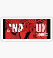 GNADBUX COMICs n'1 Sticker