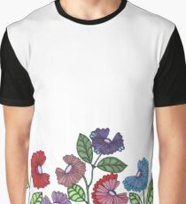 FlowerMe Graphic T-Shirt