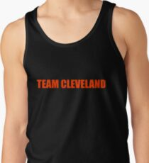 Team Cleveland Tank Top