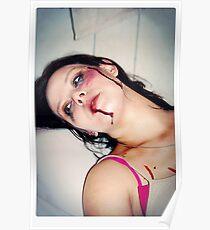 Abuse Kills Poster