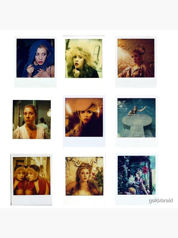 Stevie Polaroids by goldxbraid