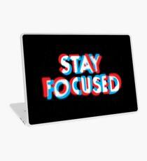 Stay Focused Laptop Skin