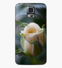 White Rose Case/Skin for Samsung Galaxy