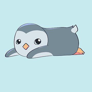 Penguin by Pokealoke