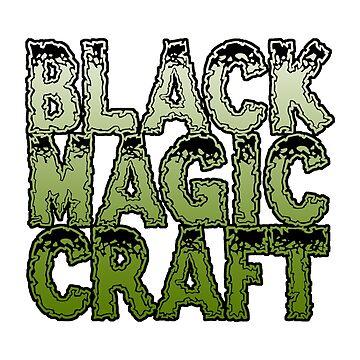 Black Magic Craft Logo by blackmagiccraft