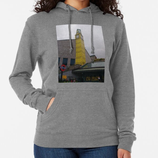 #Quebec, #Canada, Quebec #City, #Streets, #Buildings, #Places, #QuebecCity Lightweight Hoodie