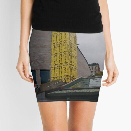 #Quebec, #Canada, Quebec #City, #Streets, #Buildings, #Places, #QuebecCity Mini Skirt