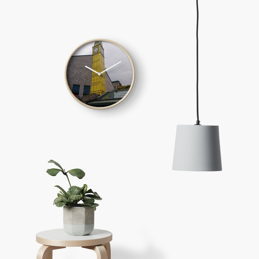 #Quebec, #Canada, Quebec #City, #Streets, #Buildings, #Places, #QuebecCity Clock