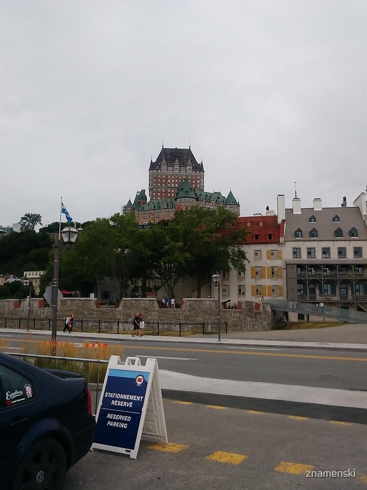 #Quebec, #Canada, Quebec #City, #Streets, #Buildings, #Places, #QuebecCity by znamenski