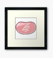 jelly bean Framed Print