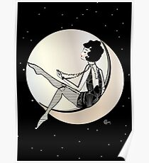 Swinging on the Moon  Poster