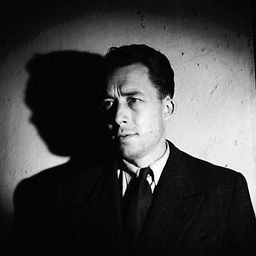 Albert Camus by LukeOlfert