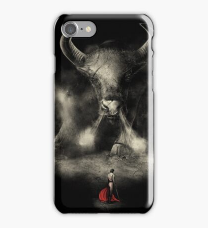 Matador's Match iPhone Case/Skin