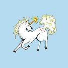 Magical Unicorn by lelulagames