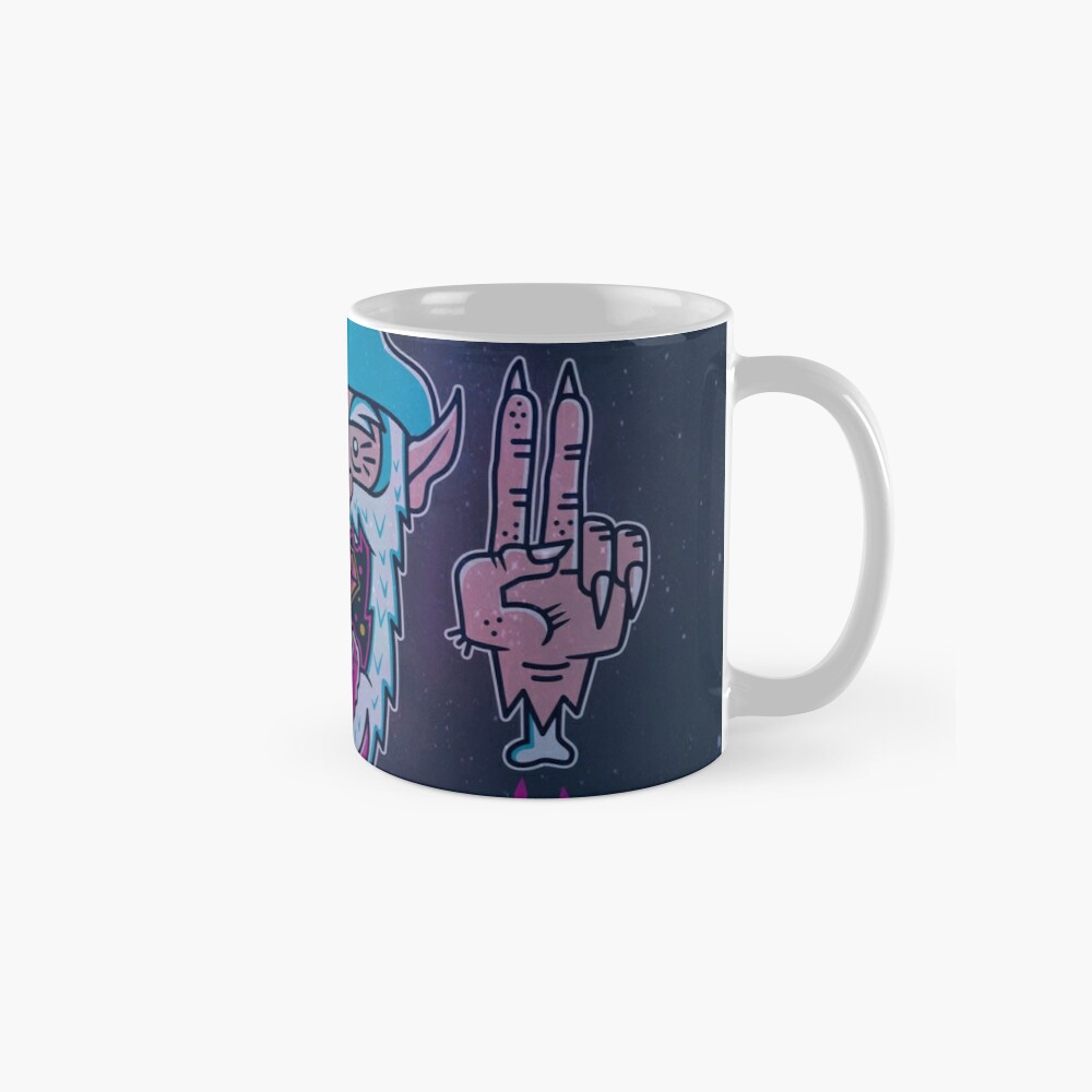 Wizard Breath Galaxy Mug