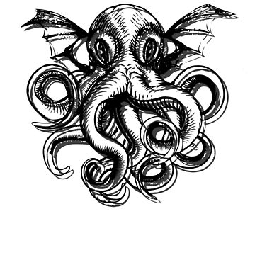 Cthulu by theboonation