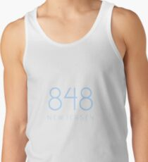NEW JERSEY 848 • COLUMBIA Tank Top