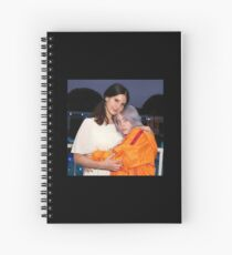 Billie Eillish and Lana Del Ray Spiral Notebook