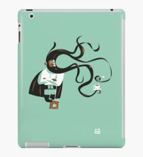 Super H (m) iPad Case/Skin