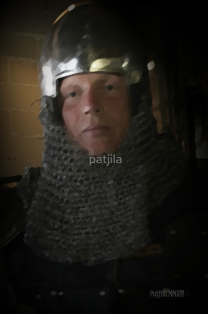 The Owner Of The Sword by patjila