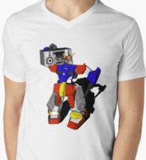 Music Machine  Men's V-Neck T-Shirt