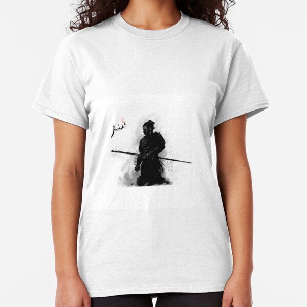 Samurai Warrior 2 Classic T-Shirt