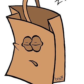 Sleeping Bag by bgilbert