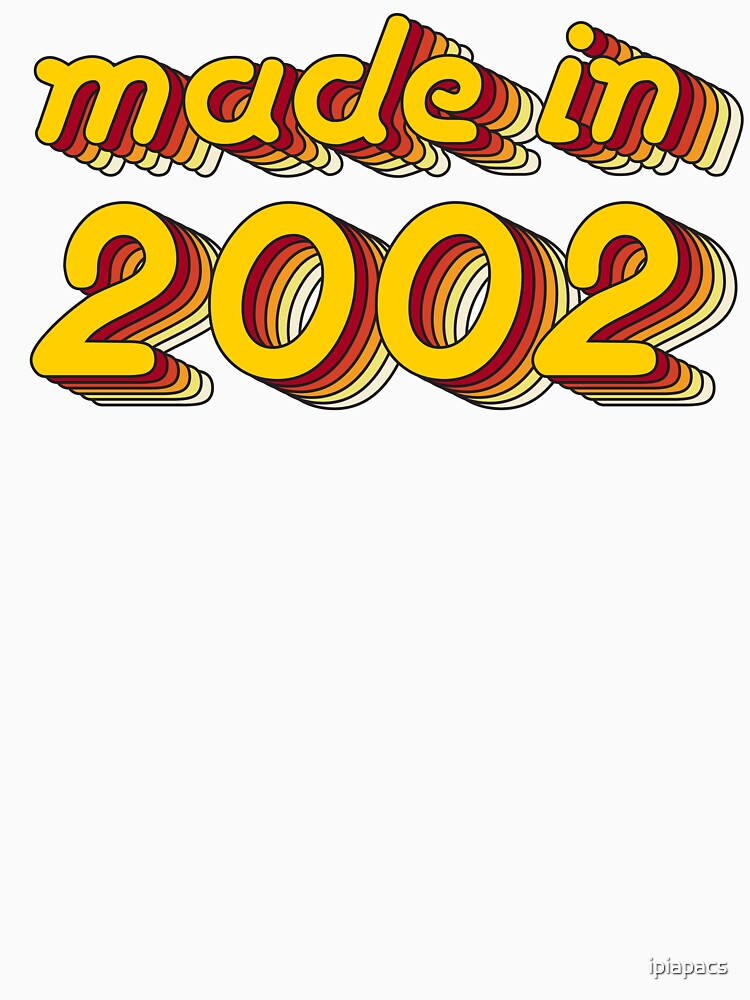 Made in 2002 (Yellow&Red) by ipiapacs