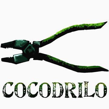 cocodrilo by elzombioriginal