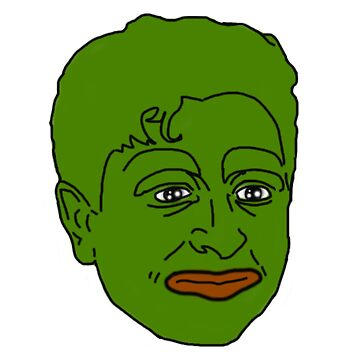 Kappa Pepe - Meme Face by Connorlikepie