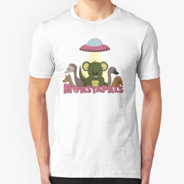 Monstapals Gang Slim Fit T-Shirt