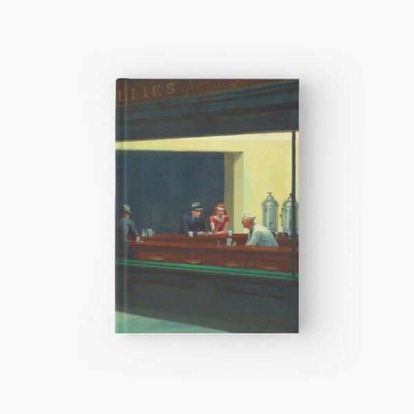 Nighthawks by Edward Hopper Hardcover Journal