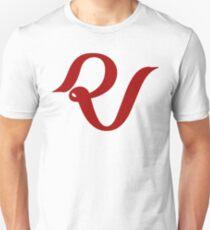 Red Velvet Official Logo 2018 Lightstick Red Unisex T-Shirt
