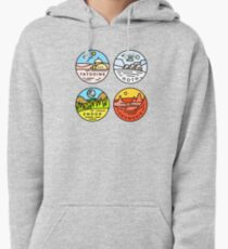 Star Wars — Planets Pullover Hoodie