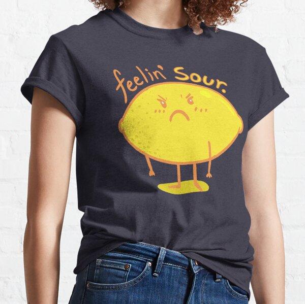 Pouting Lemon Classic T-Shirt