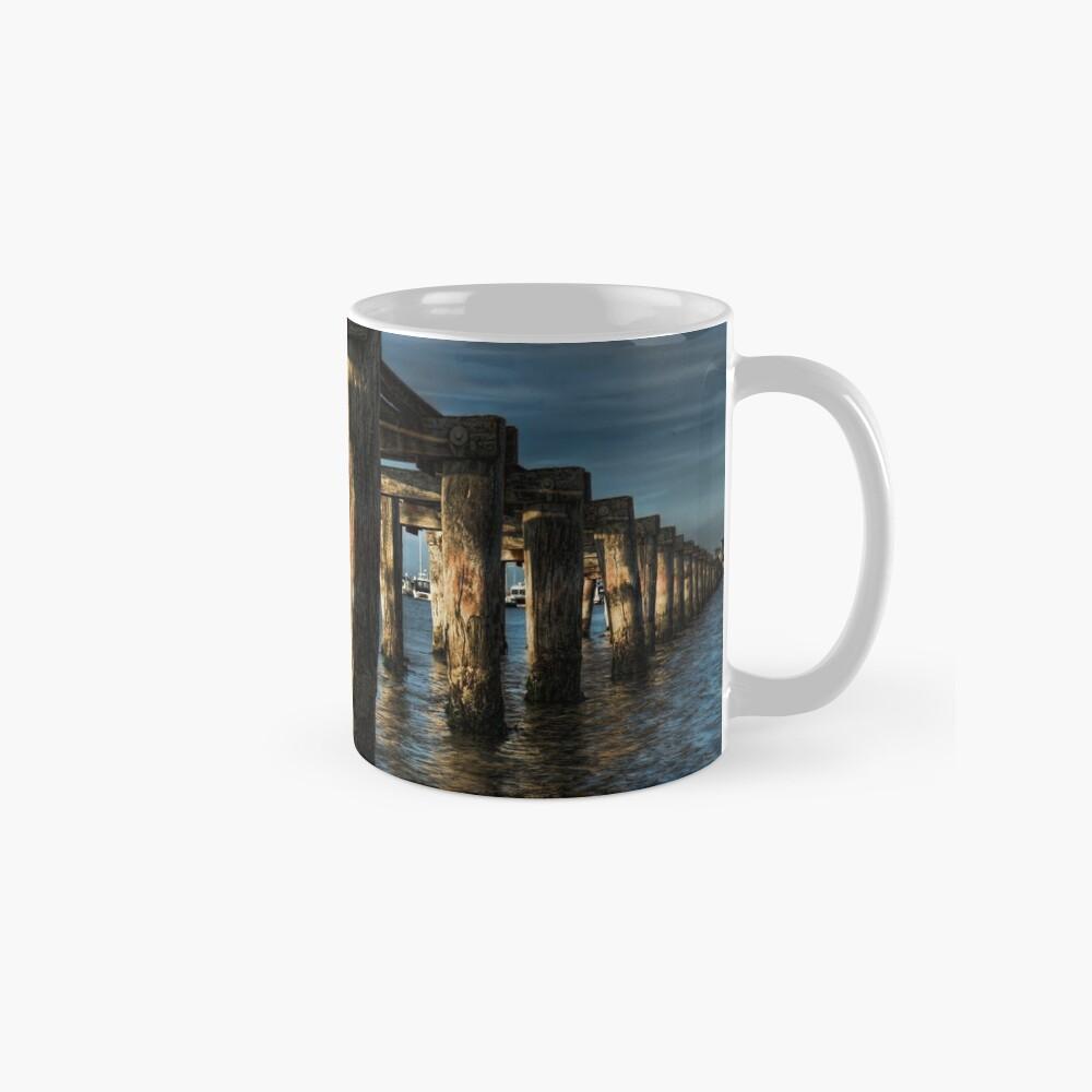 Moody Pier Mugs