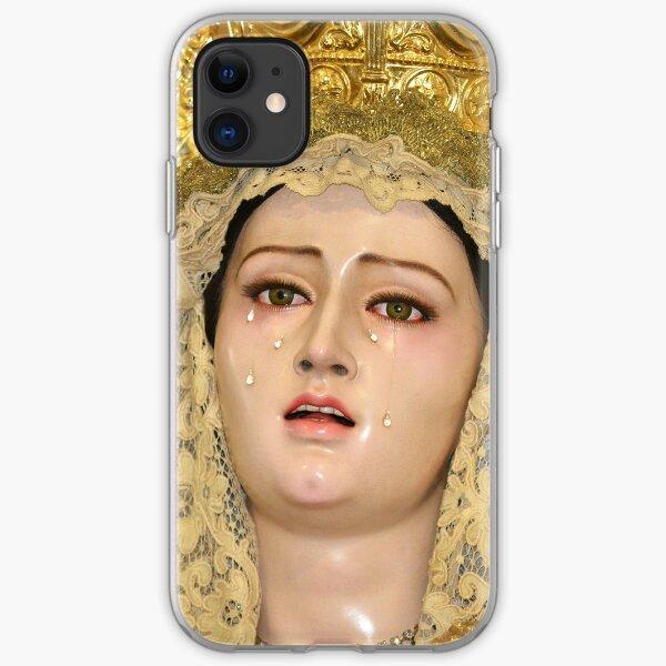 Mater Dolorosa iPhone Soft Case
