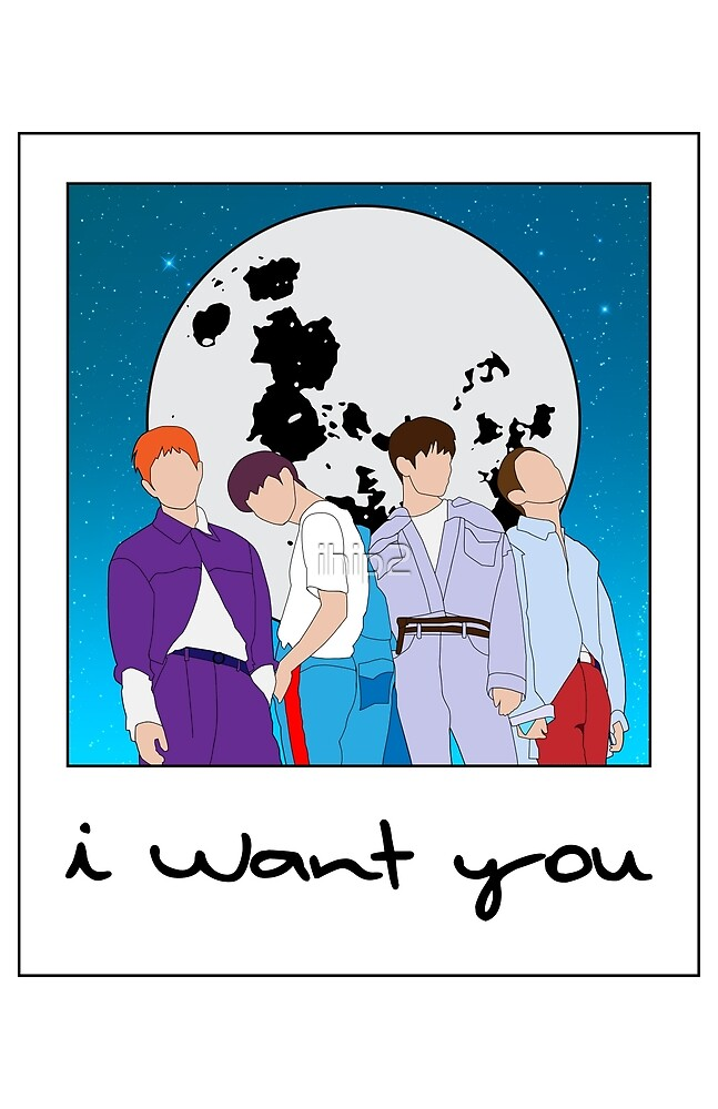 I want you | Shinee