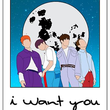 I want you | Shinee  by ihip2