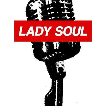 Lady soul - microphone by grellom