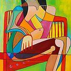 Sitting In The Sun by Deborah Glasgow