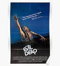 Der böse Tod Poster