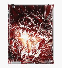 Dragon - Fires of rage iPad Case/Skin
