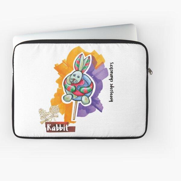 Rabbit Horoscope Laptop Sleeve