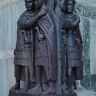 The Four Tetrarchs by Nerone
