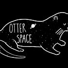 Otter Space by Thomas Orrow