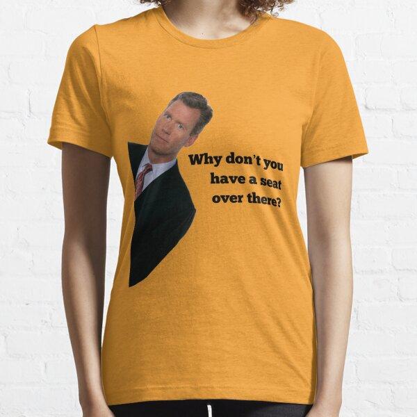 Chris Hansen Essential T-Shirt